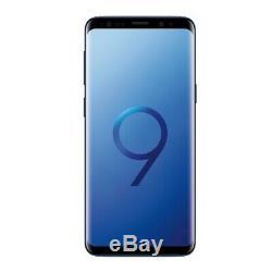 Samsung Galaxy S9+ G965F BLUE 64 GB ORIGINAL NEUF SCELLÉ