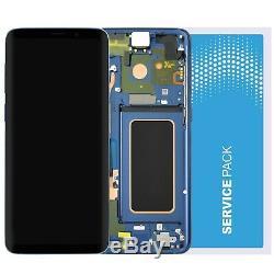 Samsung Galaxy S9 Plus SM-G965F Écran LCD Écran Bleu Original Produit