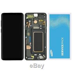 Samsung Galaxy S9 Plus SM-G965F Écran LCD Écran Noir Original Produit