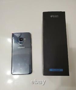 Samsung Galaxy S9 SM-G960F, Original, Bleu corail, Désimlocké État irréprochable