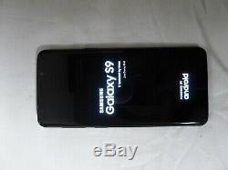 Samsung Galaxy S9 live démo unit SM G960X de couleur Noir produit original