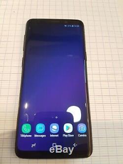 Samsung Original Écran LCD Samsung Galaxy S9 NOIR G960F