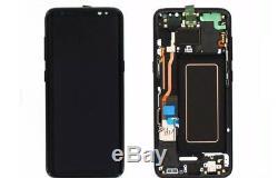 Samsung Véritable OEM Original Galaxy S8 Plus G955 Écran LCD Assemblage Rechange