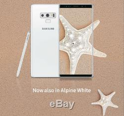 Samsung galaxy Note 9 N960U 6 Go RAM 128 Go ROM (Original)
