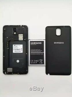 Samsung galaxy note 3 originale 32GB téléphone mobile Débloqué d'usine