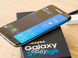 Smartphone Samsung Galaxy S7 Edge SM-G935 64 Go -Noir Original Etat Comme Neuf