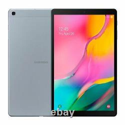 Tablette Samsung Galaxy Tab A 2019 4G SM-T515 32GB Libre Argent Original Utilisé
