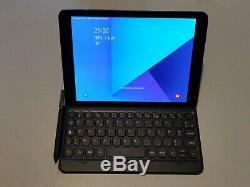 Tablette Samsung Galaxy Tab S3 4G LTE SM-T825 + étui clavier original