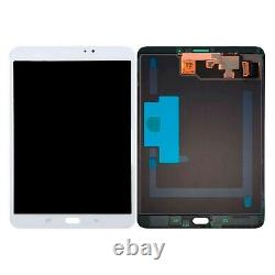 Tactile LCD Numériseur Samsung Galaxy Tab S2 8.0 SM-T710 Blanc Original Neuf