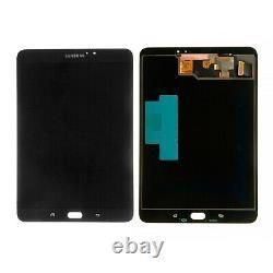 Tactile LCD Numériseur Samsung Galaxy Tab S2 8.0 SM-T710 Noir Original Neuf