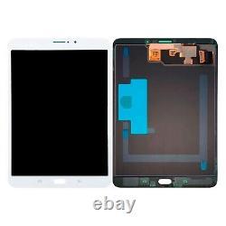 Tactile LCD Numériseur Samsung Galaxy Tab S2 8.0 SM-T715 Blanc Original Neuf