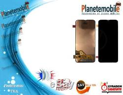 VITRE TACTILE ECRAN LCD ORIGINAL SAMSUNG GALAXY A405 GH82-19674A Black