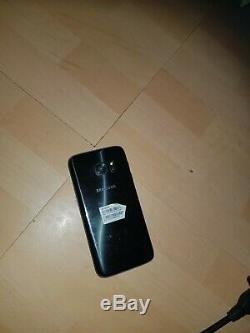 Vends portable Galaxy S7 original Noir onyx avec ses accessoires. Prix négociable