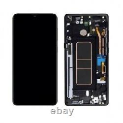 Vitre Tactile Ecran LCD Original Samsung Galaxy A507 (A50s 19) Noir