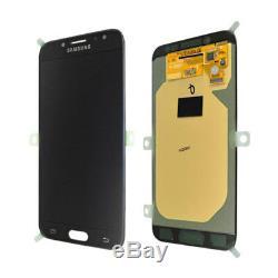 Vitre Tactile + Ecran LCD Original Samsung Galaxy J7 Noir 2017 J730 + Outils