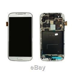 Vitre Tactile + Ecran LCD Original Samsung Sur Chassis Pour Samsung Galaxy S4 3g